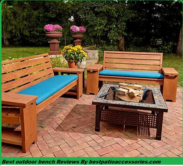 Best Outdoor Bench Reviews 2020 High