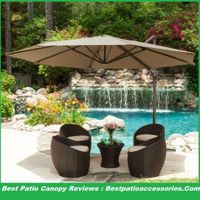 Best Patio Canopy Reviews 2020 Top