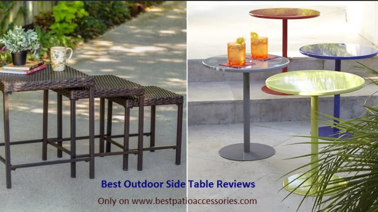 Outdoor Side Table