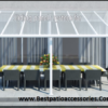 The importance of outdoor canopy as your patio furniture