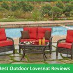 Outdoor Loveseat