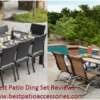 Best Patio Dining Sets 2021 | Exclusive Outdoor Dining Set Reviews