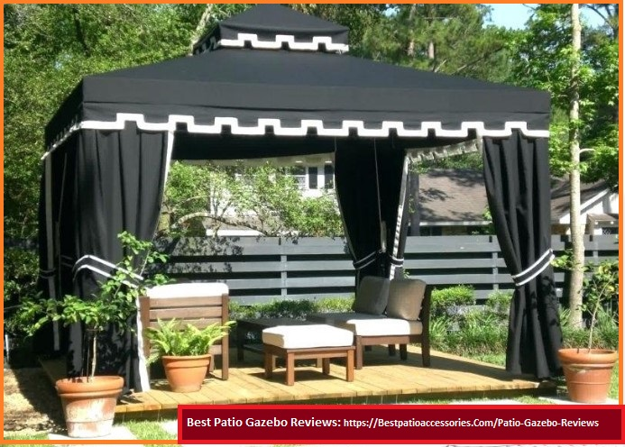 It S Not So Easy To Find The Best Patio Gazebo From Market But We Have Found Some Of And Top Quality Gazebos