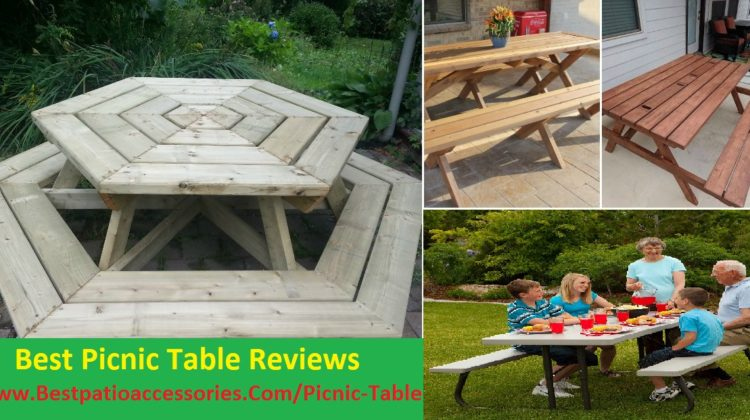 Best Picnic Table Reviews 2019 | Latest And Top-Quality Outdoor Picnic Tables & Best Patio Accessories Reviews and Extensive Buying Guide |