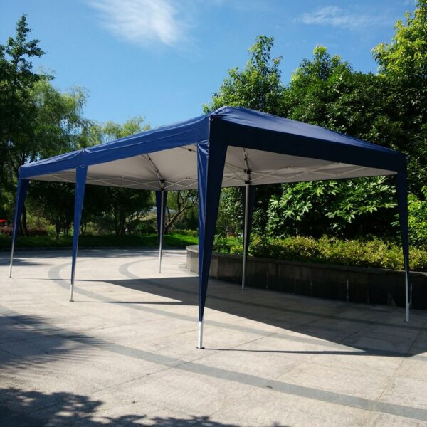 10 x 20 Instant Pop Up Canopy Tent with Carry Bag