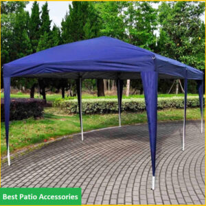 10 x 20 Pop Up Wedding Party Canopy Tent with Carry Bag