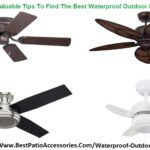 Waterproof Outdoor Fans
